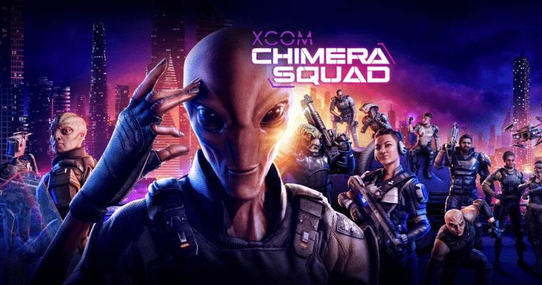 XCOM: Chimera Squad [Steam Licence Key]