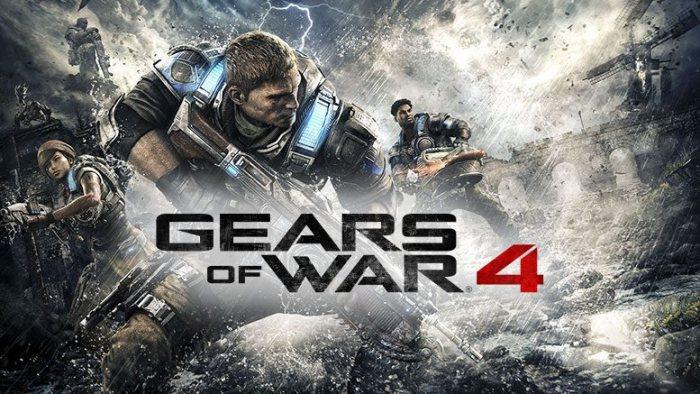Gears of War 4 Ultimate Edition [Активация Игры Microsoft Store – Онлайн Режим]
