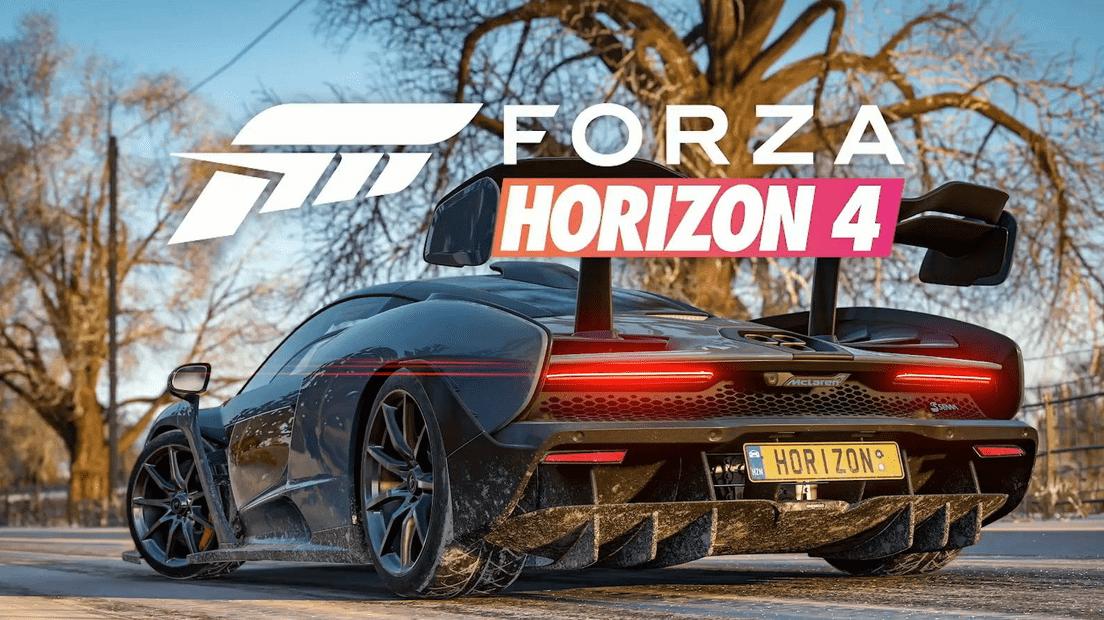 Forza Horizon 4 Ultimate Edition [Активация Игры Microsoft Store – Онлайн Режим]
