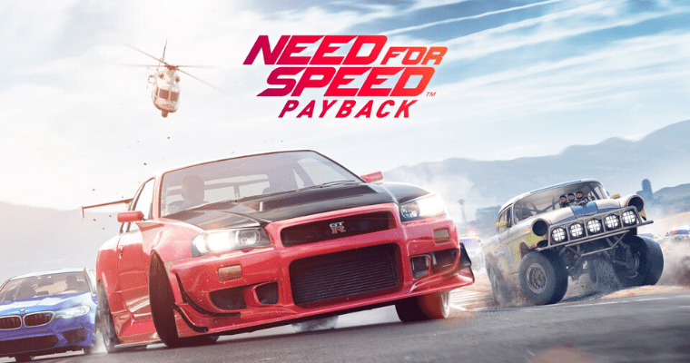 Need For Speed Payback [Full Access Account]