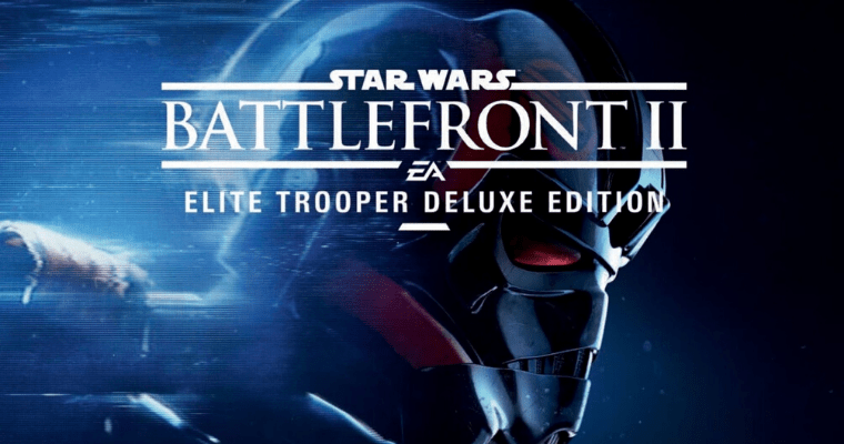 Star Wars Battlefront 2 Elite Trooper Deluxe Edition [Full Access Account]