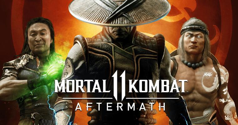 Mortal Kombat 11 Aftermath + Kombat Pack Bundle [Steam License Key]