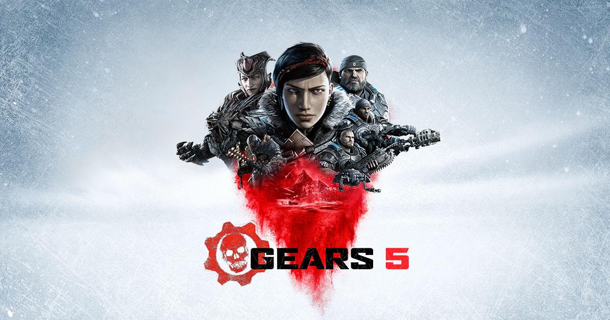 GEARS 5 / Gears of War 5 [Активация Игры Microsoft Store – Онлайн Режим]