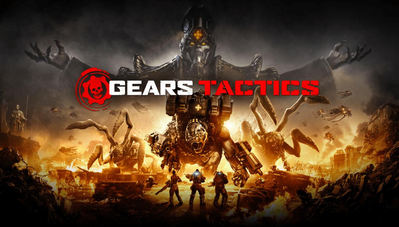Gears Tactics [Активация Игры Microsoft Store – Онлайн Режим]