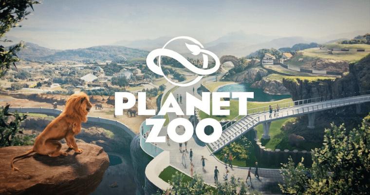 Planet Zoo Deluxe Edition + DLC [Активация Игры Steam – Оффлайн Режим]