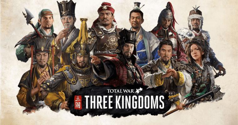 Total War: THREE KINGDOMS + 6 DLC [Активация Игры Steam – Оффлайн Режим]