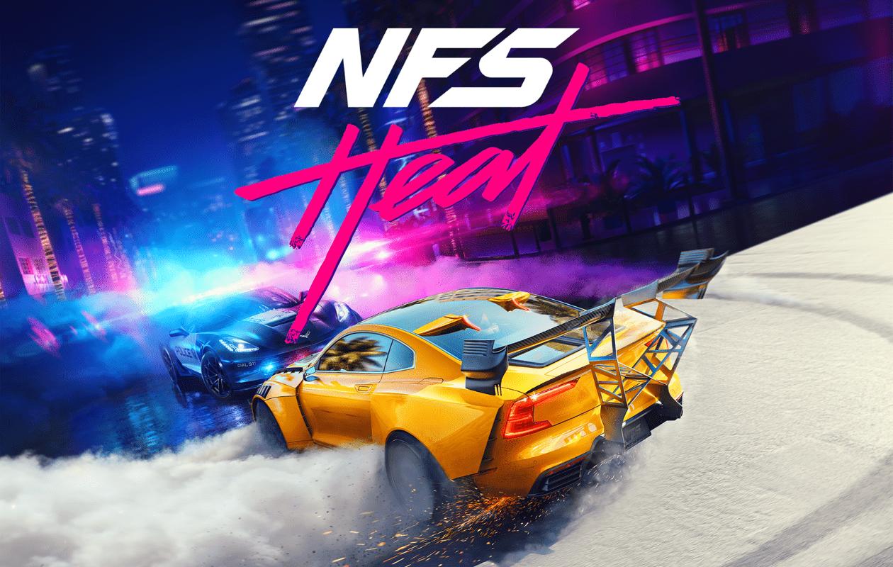 Need For Speed: Heat [Аккаунт Origin]