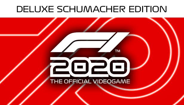 F1 2020 Deluxe Schumacher Edition [Активация Игры Steam – Оффлайн Режим]