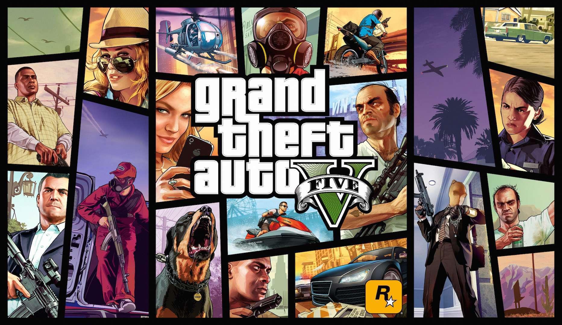 GTA V / Grand Theft Auto 5 Online Premium [Аккаунт Epic Games – Полный Доступ]