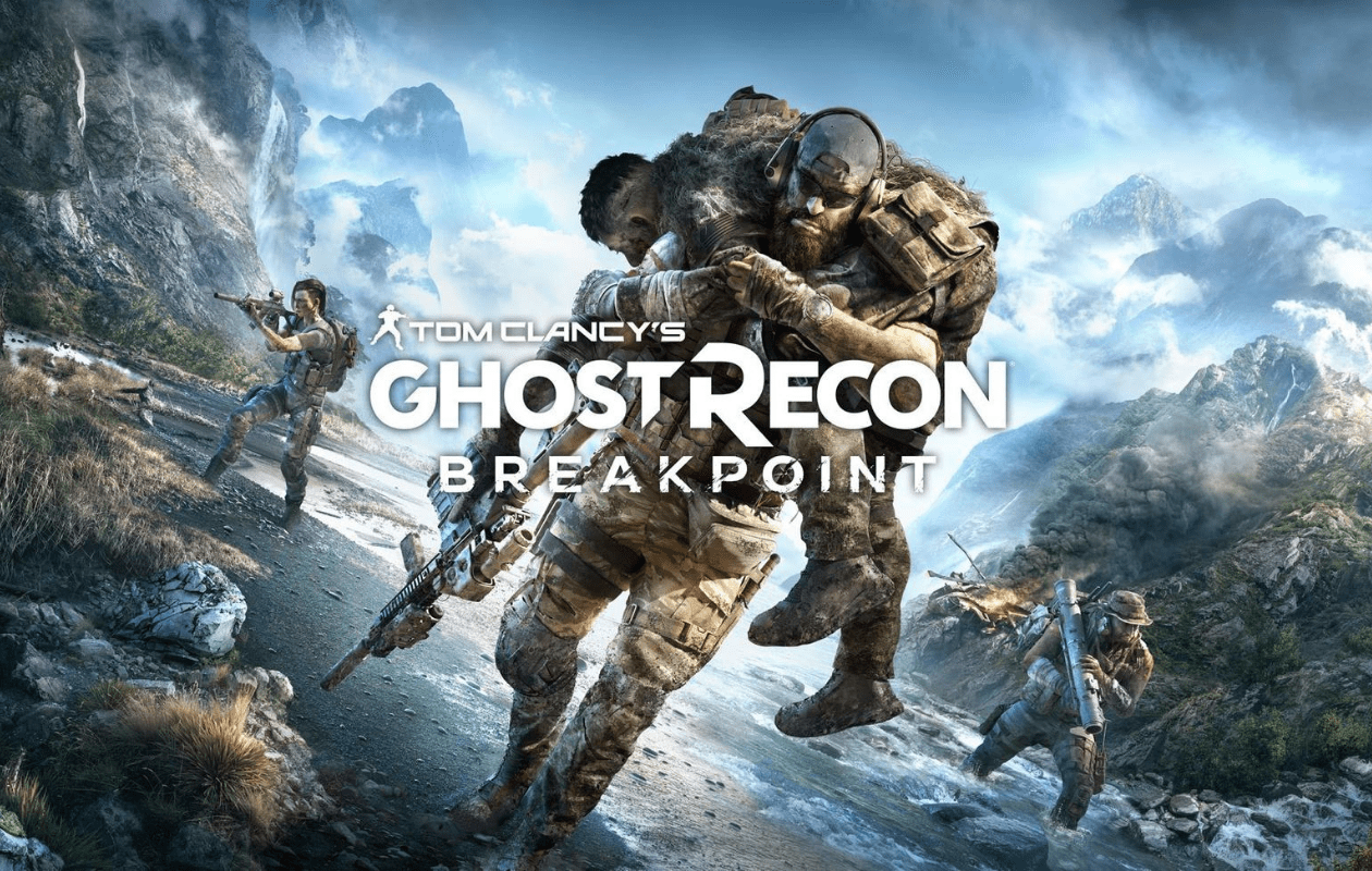 Ghost Recon Breakpoint [Аккаунт Uplay]