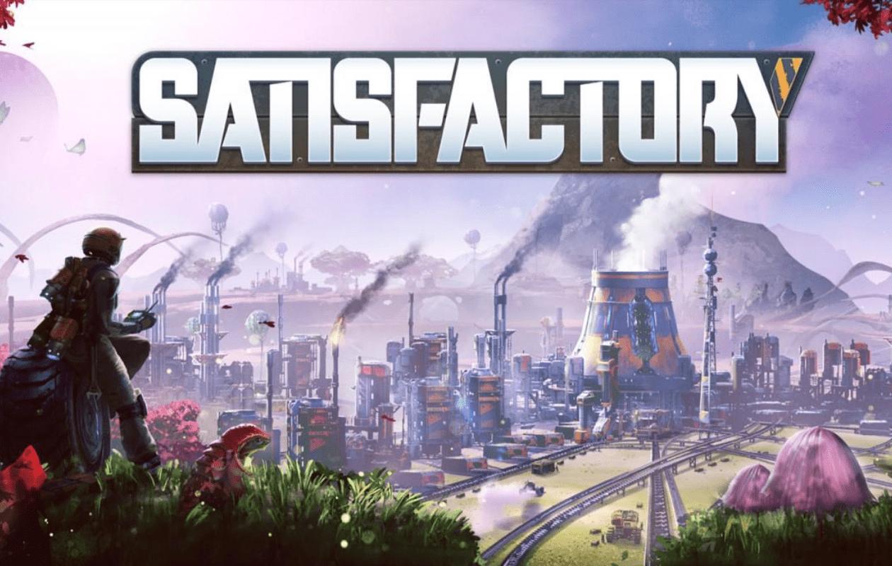 Satisfactory [EGS Account]