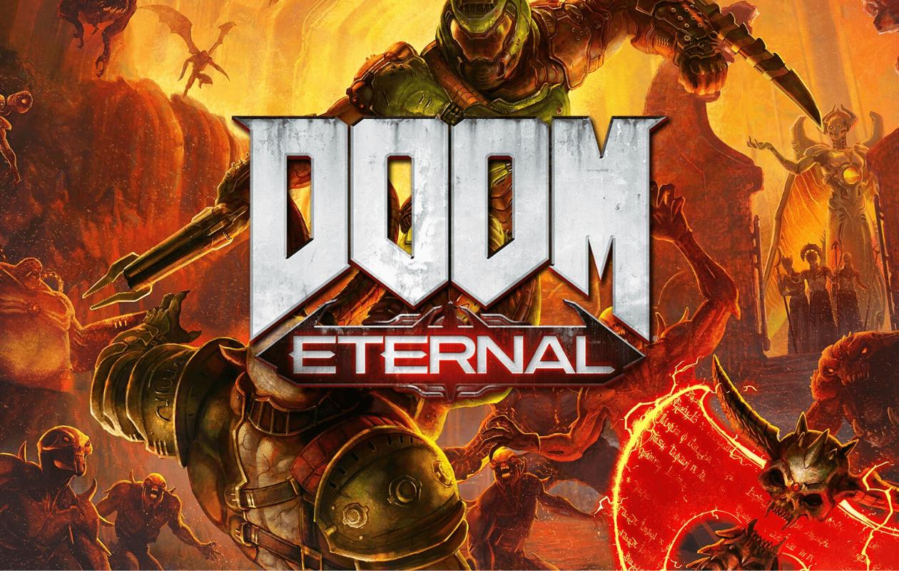 DOOM Eternal Deluxe Edition [Аккаунт Bethesda]