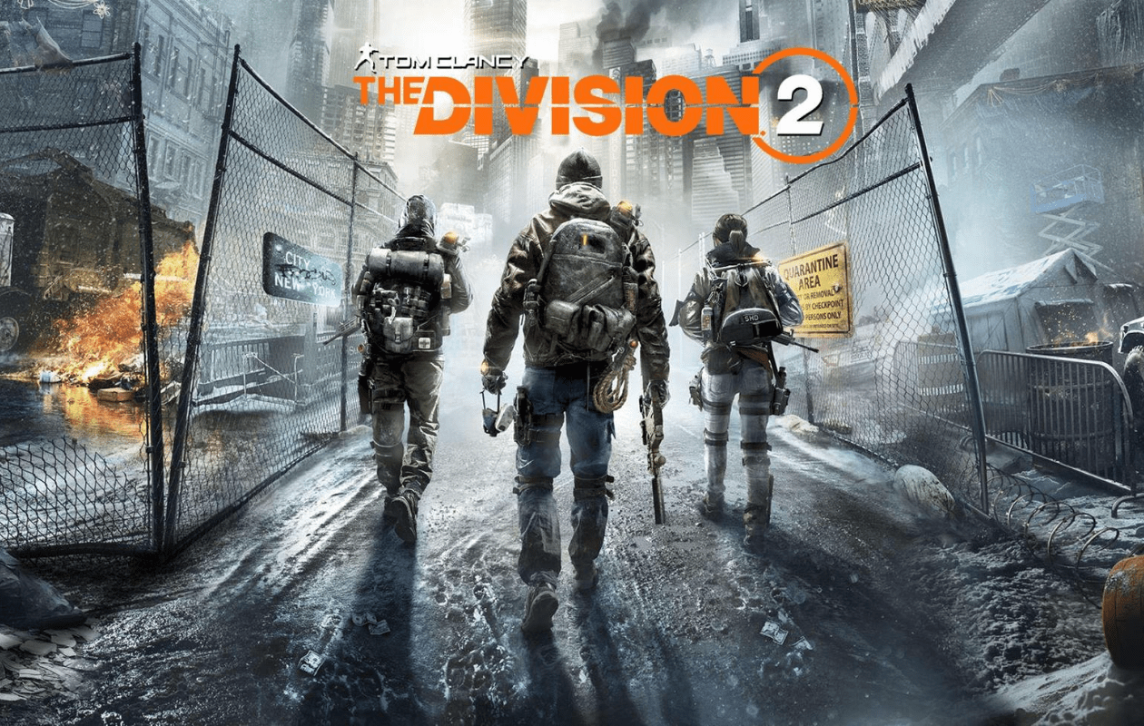 Tom Clancy's The Division 2 RU-ENG [Аккаунт Uplay]