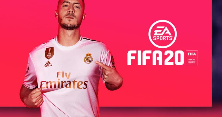 FIFA 20 [Аккаунт Origin]