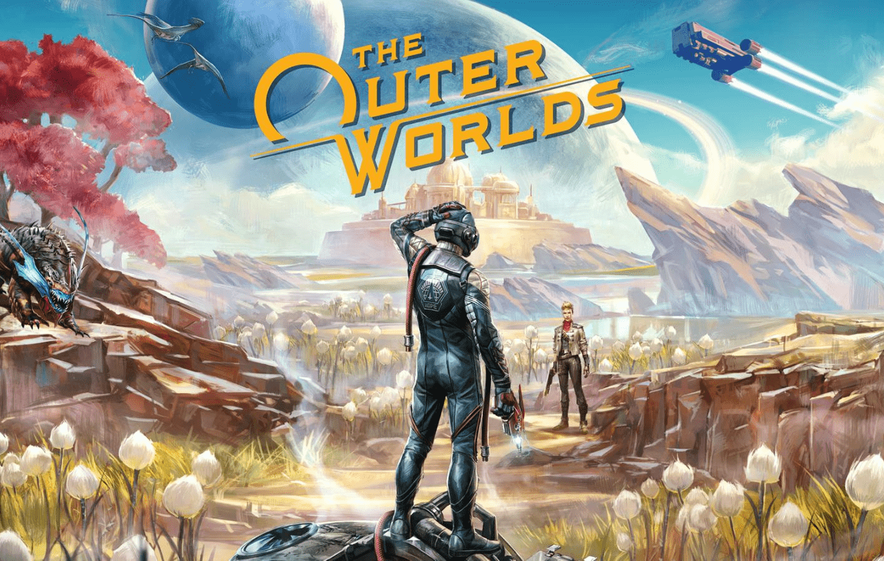 The Outer Worlds [EGS Account]