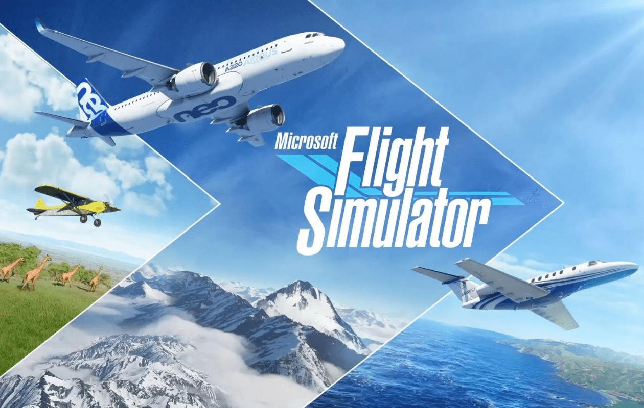 Microsoft Flight Simulator Premium Deluxe [Активация Игры Microsoft Store – Онлайн Режим]