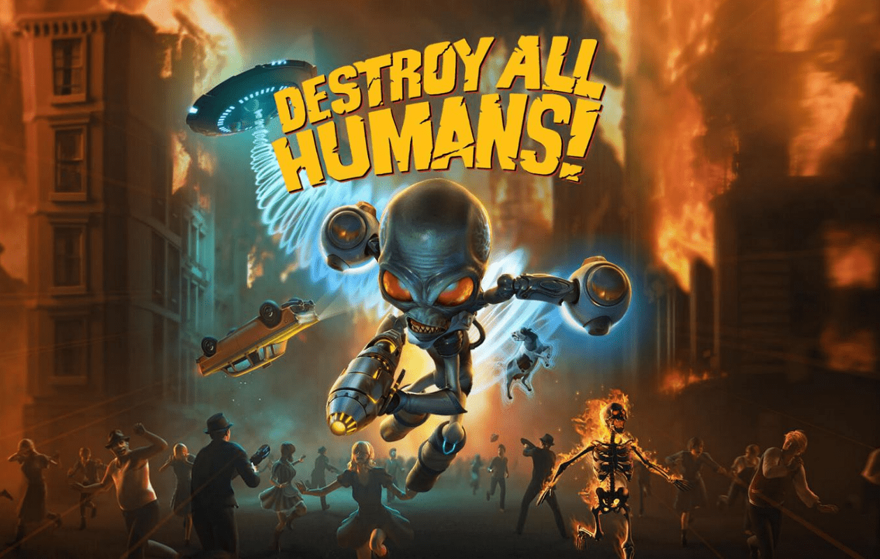 Destroy All Humans! [Steam License Key]