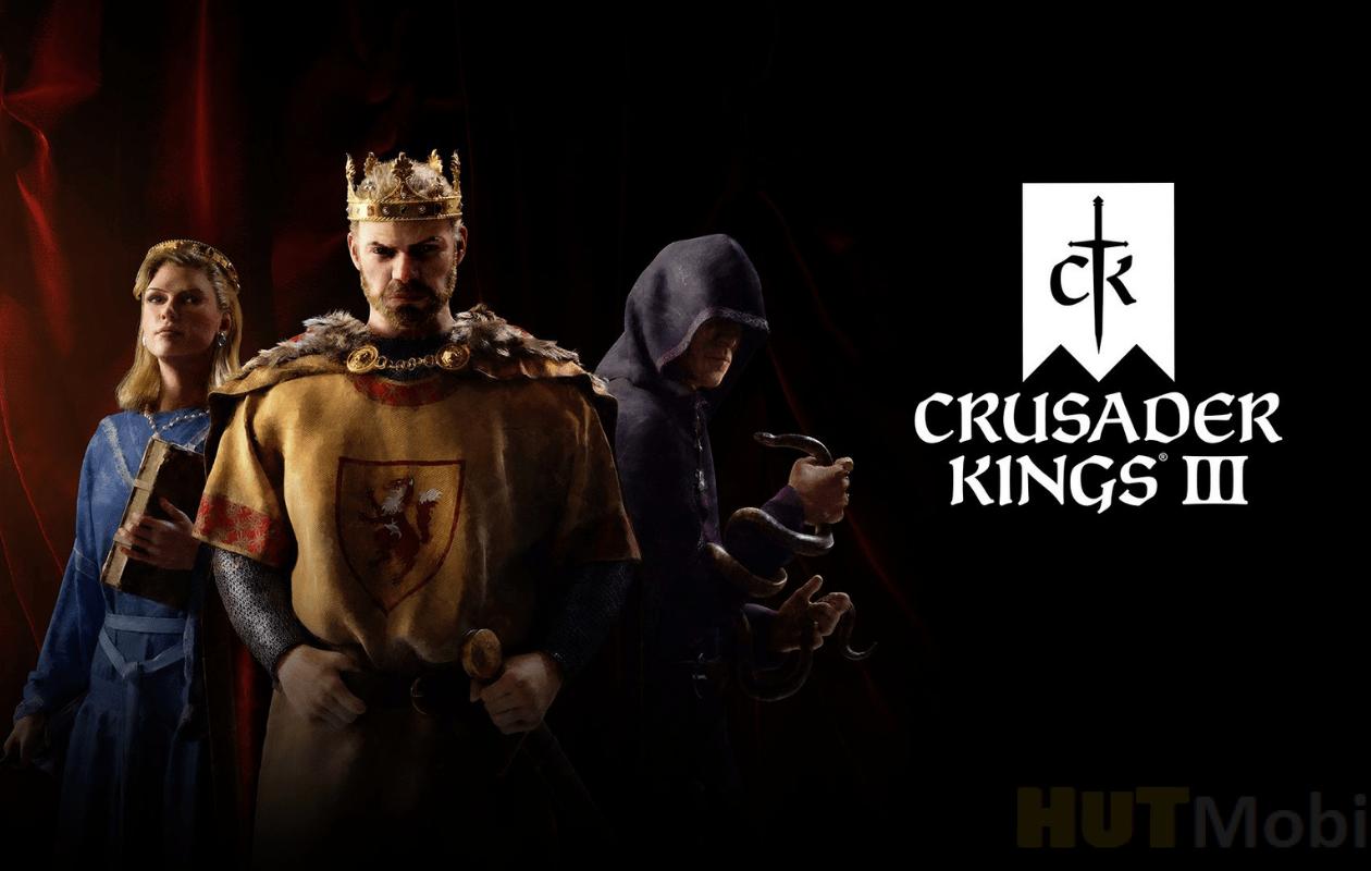 Crusader Kings 3 Royal Edition [Активация Игры Steam – Оффлайн Режим]