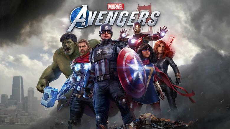 Marvels Avengers: Deluxe Edition [Активация Игры Steam – Оффлайн Режим]