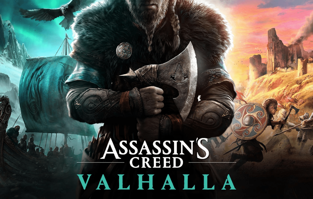 Assassin's Creed Valhalla + DLC БЕРСЕРК GLOBAL / НАВСЕГДА [Активация Игры Uplay – Оффлайн Режим]