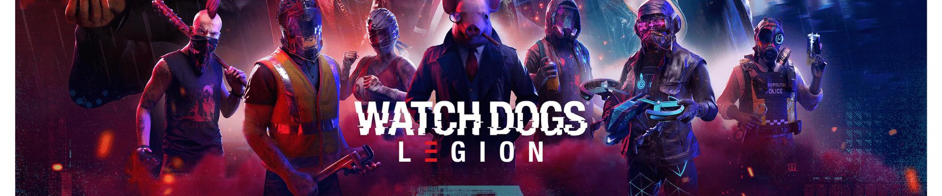 WATCH DOGS LEGION Ultimate Edition [Активация Игры Uplay – Оффлайн Режим]